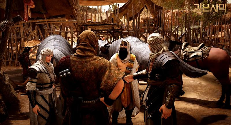 Black Desert kommt auf Deutsch, wird kein Free2Play-MMORPG sein