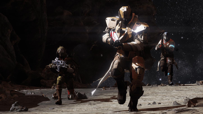 Destiny: Neues Level-Cap ist bekannt, Erfahrungspunkte statt Ausrüstung