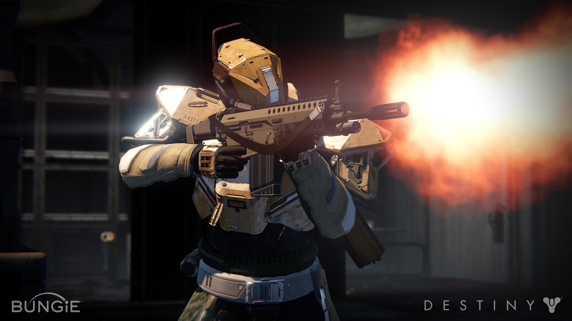 Destiny: Geheimwaffen – Diese 4 Primärwaffen sind von Bungies Statistiker empfohlen