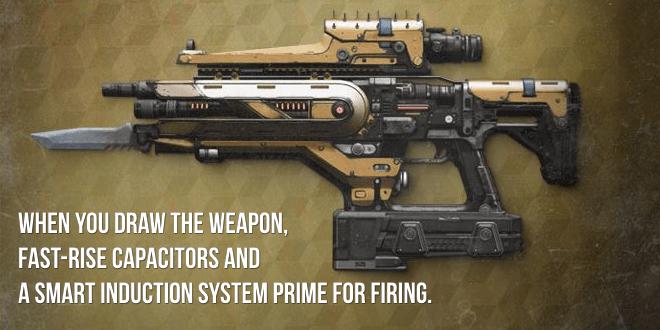 Destiny: Alles zu Fusionsgewehren in Haus der Wölfe