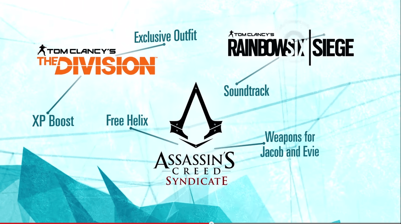 The Division: Uplay verspricht exklusives Outfit, EXP-Boost, Cross-Promo mit Rainbow Siege Six