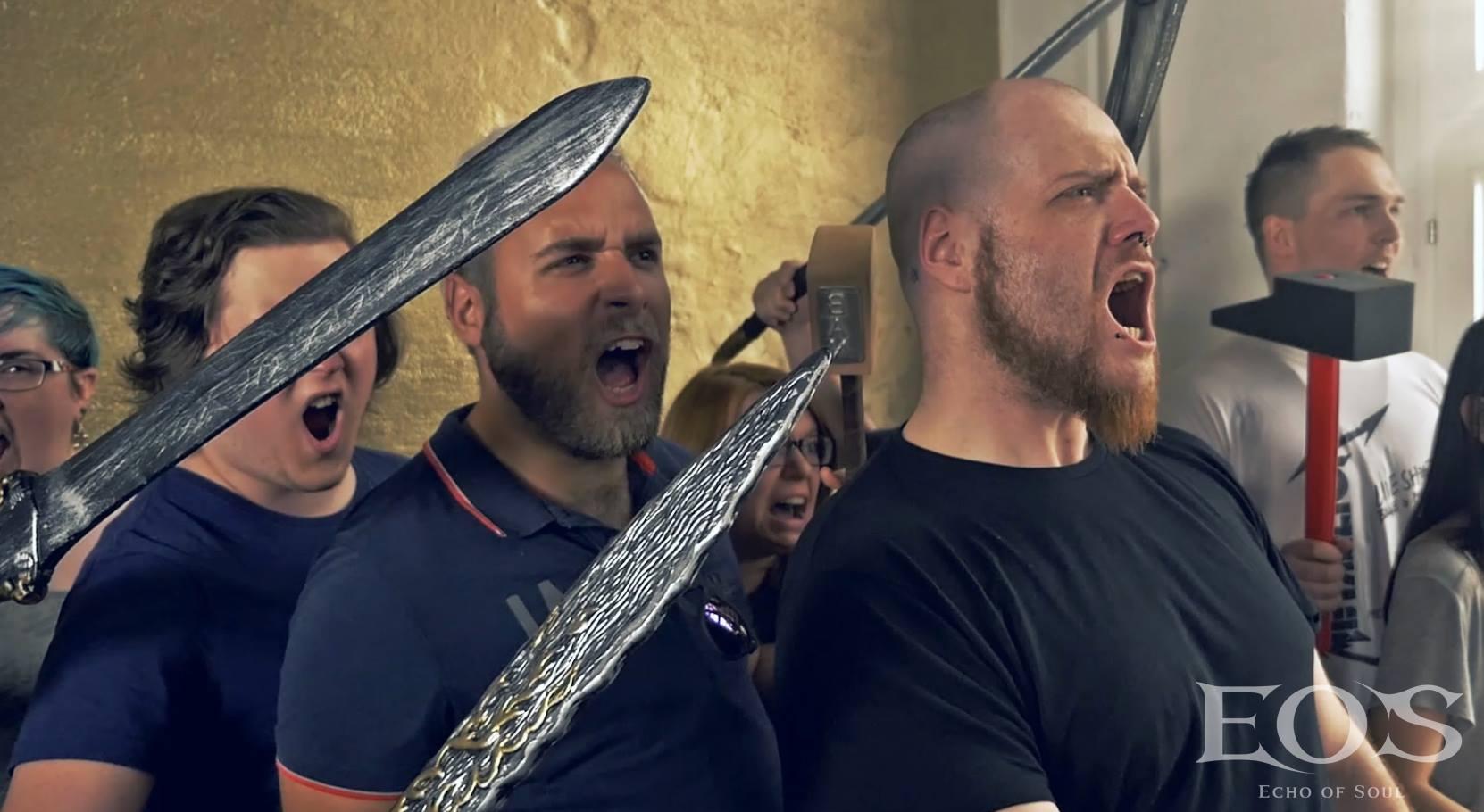 Echo of Soul sucht den mit dem größten … Schwert