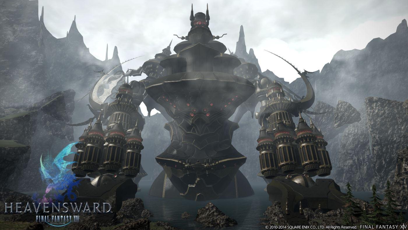 Final Fantasy XIV: Dienstag kommen Alexander (episch) und Robbenholm