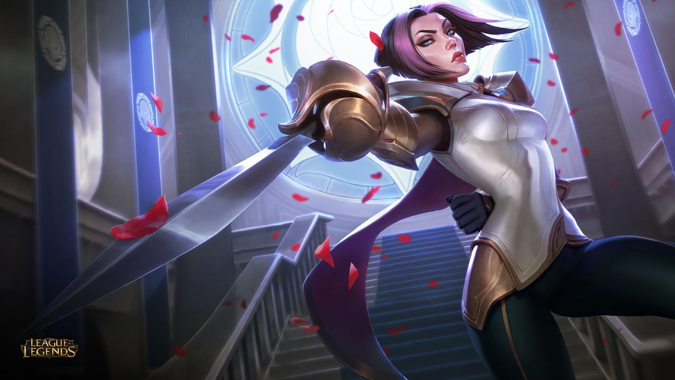 League of Legends: Spieler finden, neue Fiora sieht alt, französisch, nicht mehr sexy aus