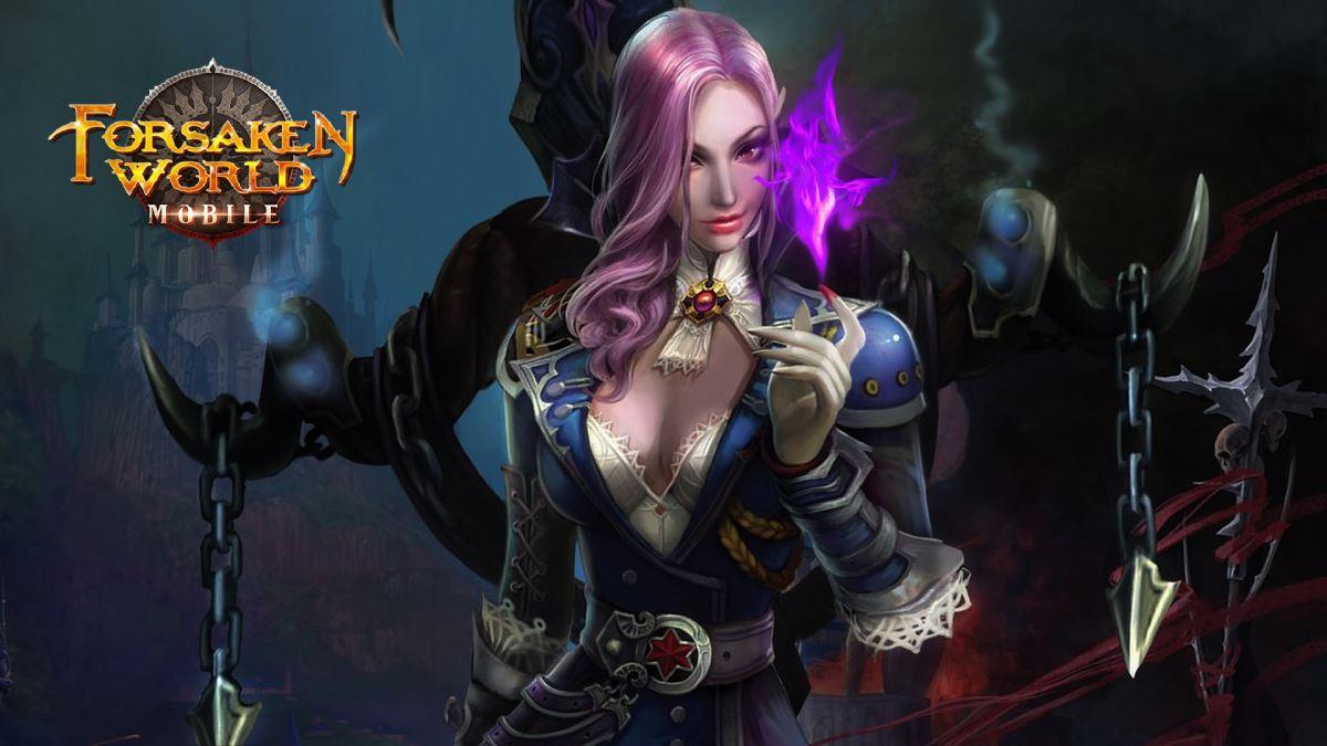 MMORPG Forsaken World kann ab heute auf mobilen Geräten gespielt werden