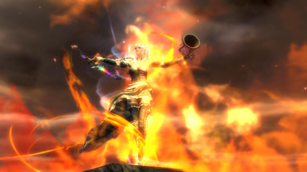 Guild Wars 2: Elite-Spezialisierung des Elementarmagiers vorgestellt – stürmische Zeiten