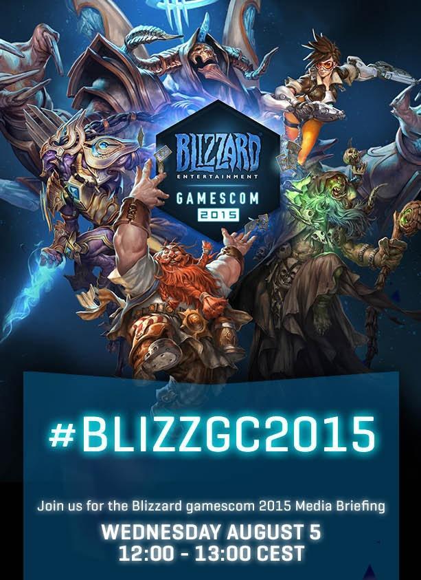 Blizzard: Pressekonferenz auf der GamesCom – Was wird enthüllt?