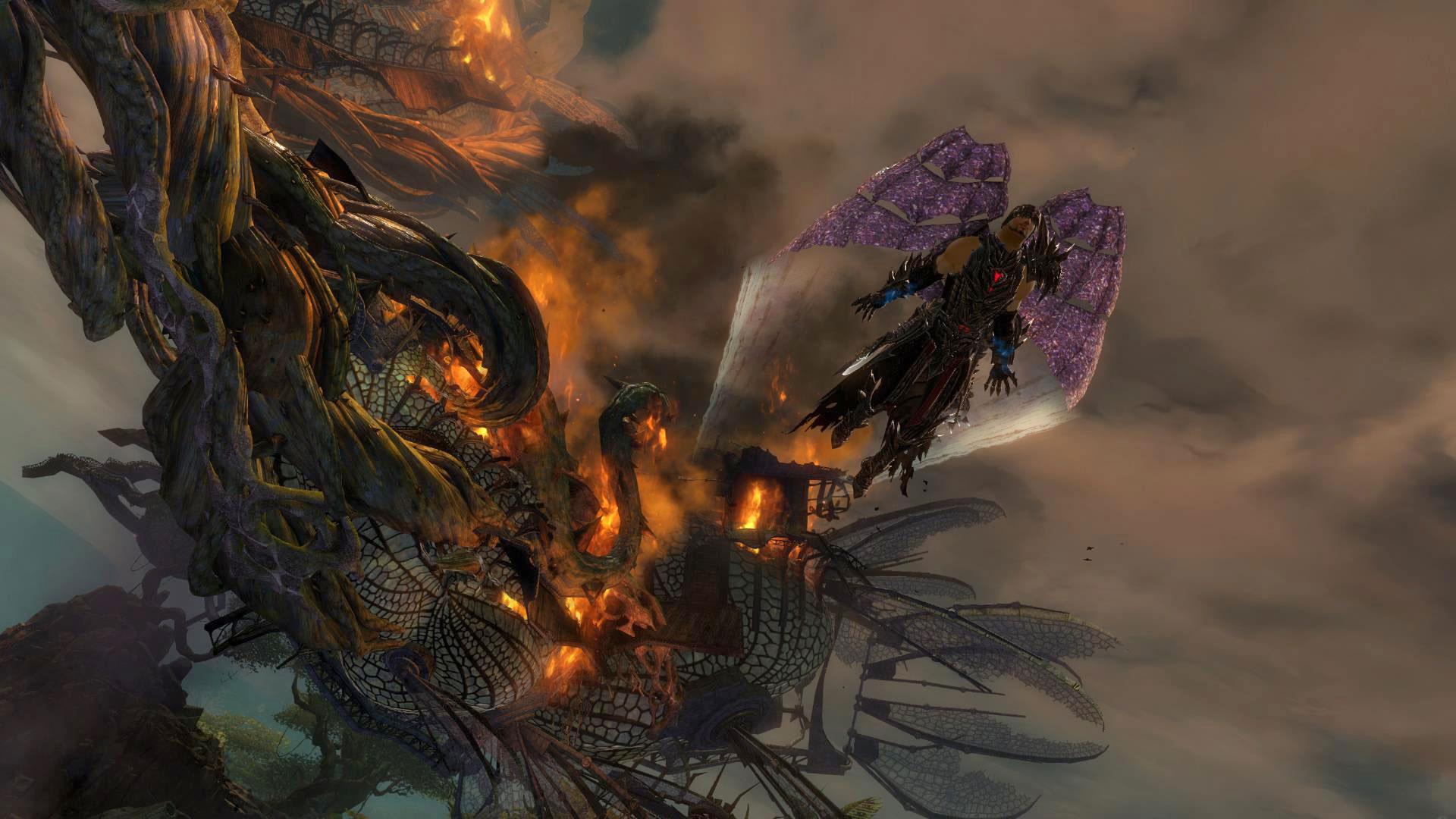 Guild Wars 2: Die Abenteuer werden Jump 'n' Runs