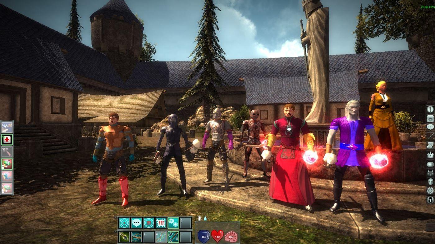 Project Gorgon: Retro-MMORPG verfehlt Crowdfunding-Ziel, geht trotzdem bald in Early Access