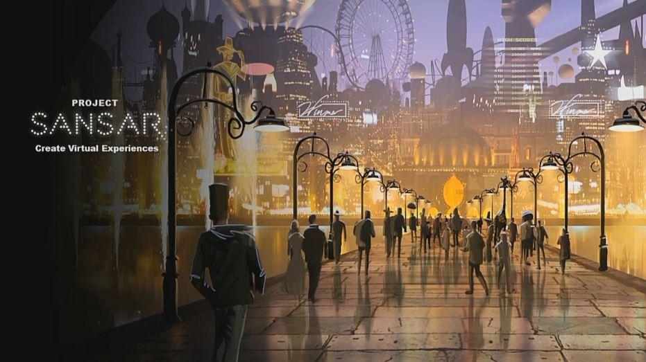 Wie sieht das Social-MMO der Zukunft aus? Second-Life-Nachfolger Sansar kommt!