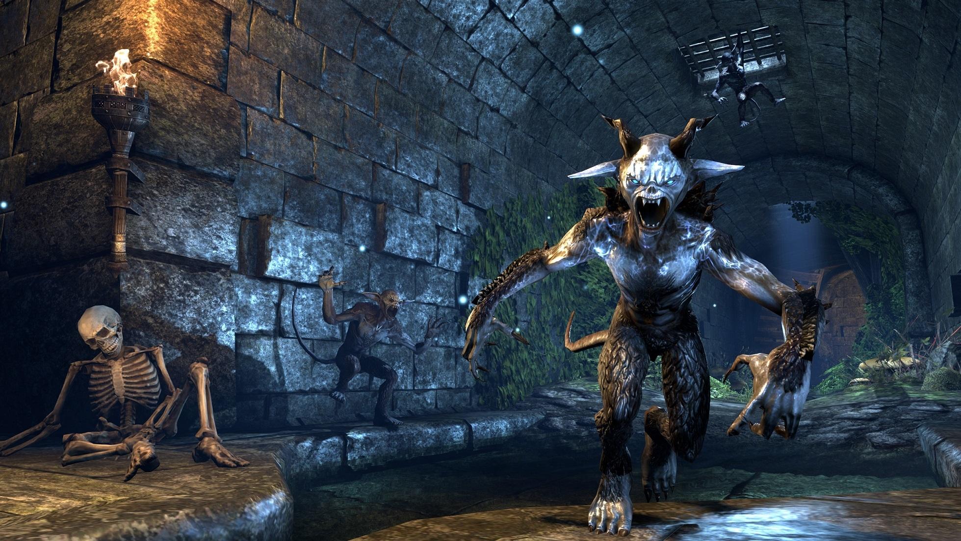 The Elder Scrolls Online bekommt Schatzgoblins