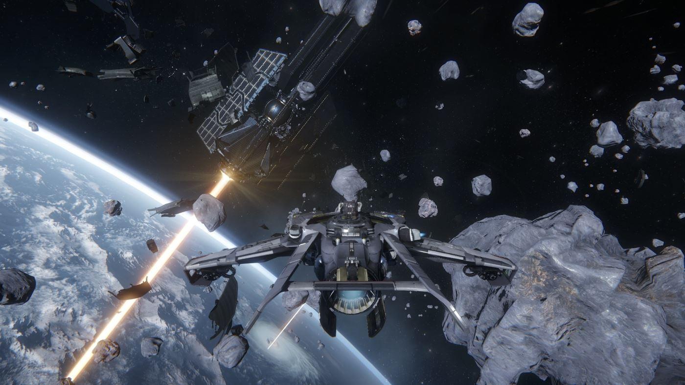 Ihr dürft Schiffe in Star Citizen zwar stehlen, aber nicht behalten