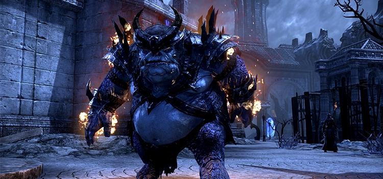 The Elder Scrolls Online: Playstation-4-Patch soll eklige Abstürze beheben