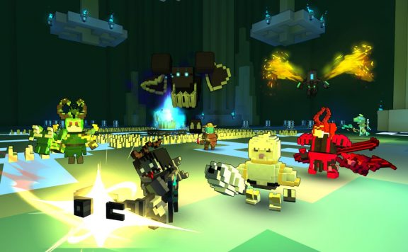 Trove Shadow Dungeon