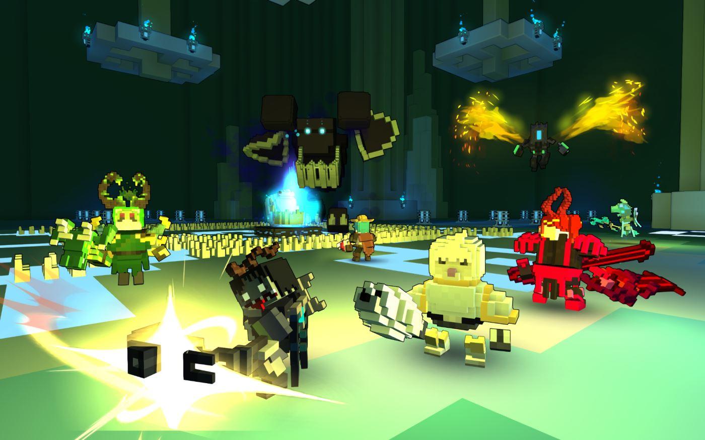 Free2Play-MMO Trove lässt Euch auf PS4 & Xbox One nun Dinos zähmen