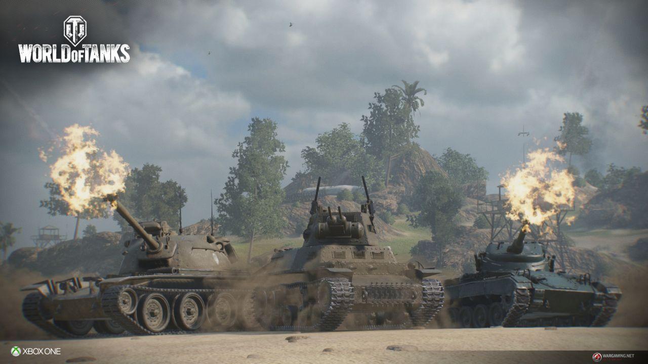 World of Tanks: Kostenlos auf der Xbox One zocken