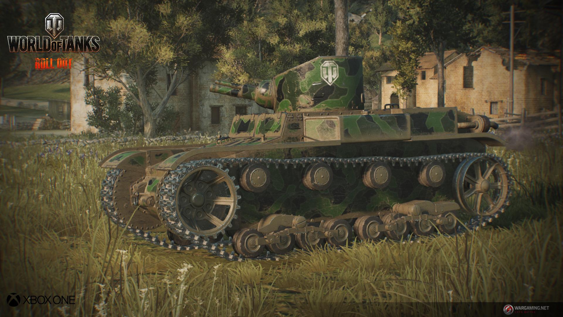 World of Tank: Xbox One Beta-Wochenende gestartet, verspricht M22 Locust und Platz