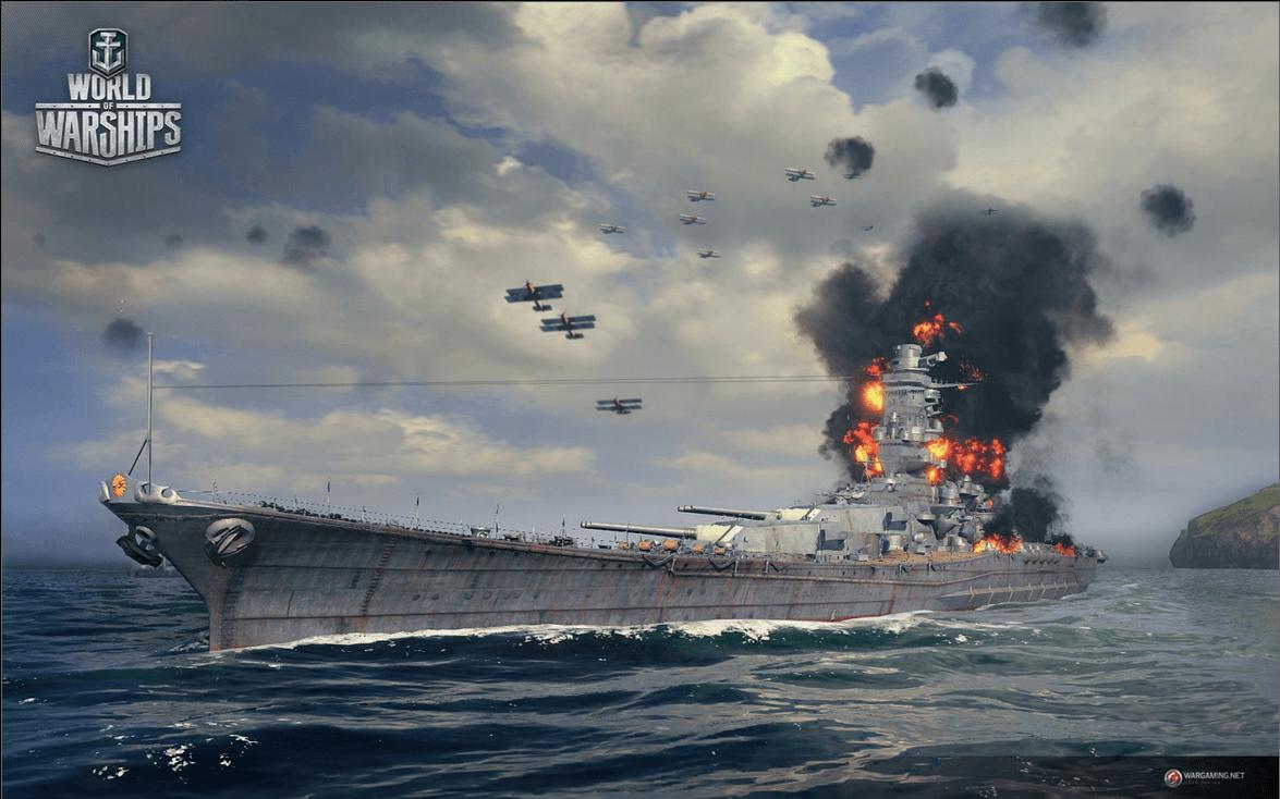 World of Warships: Das etwas andere WoW startet in die Open Beta
