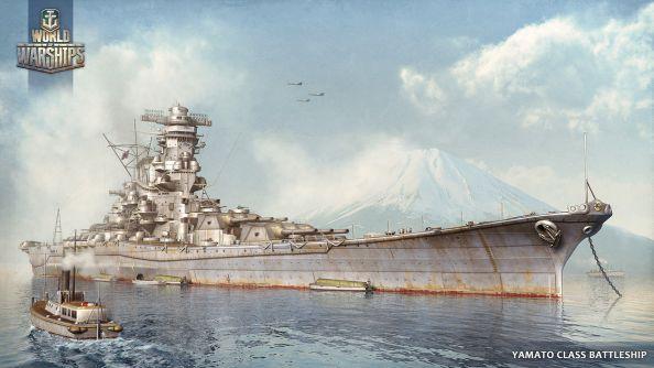 World of Warships: Patch bringt die 40er zurück und den Anime-Modus!