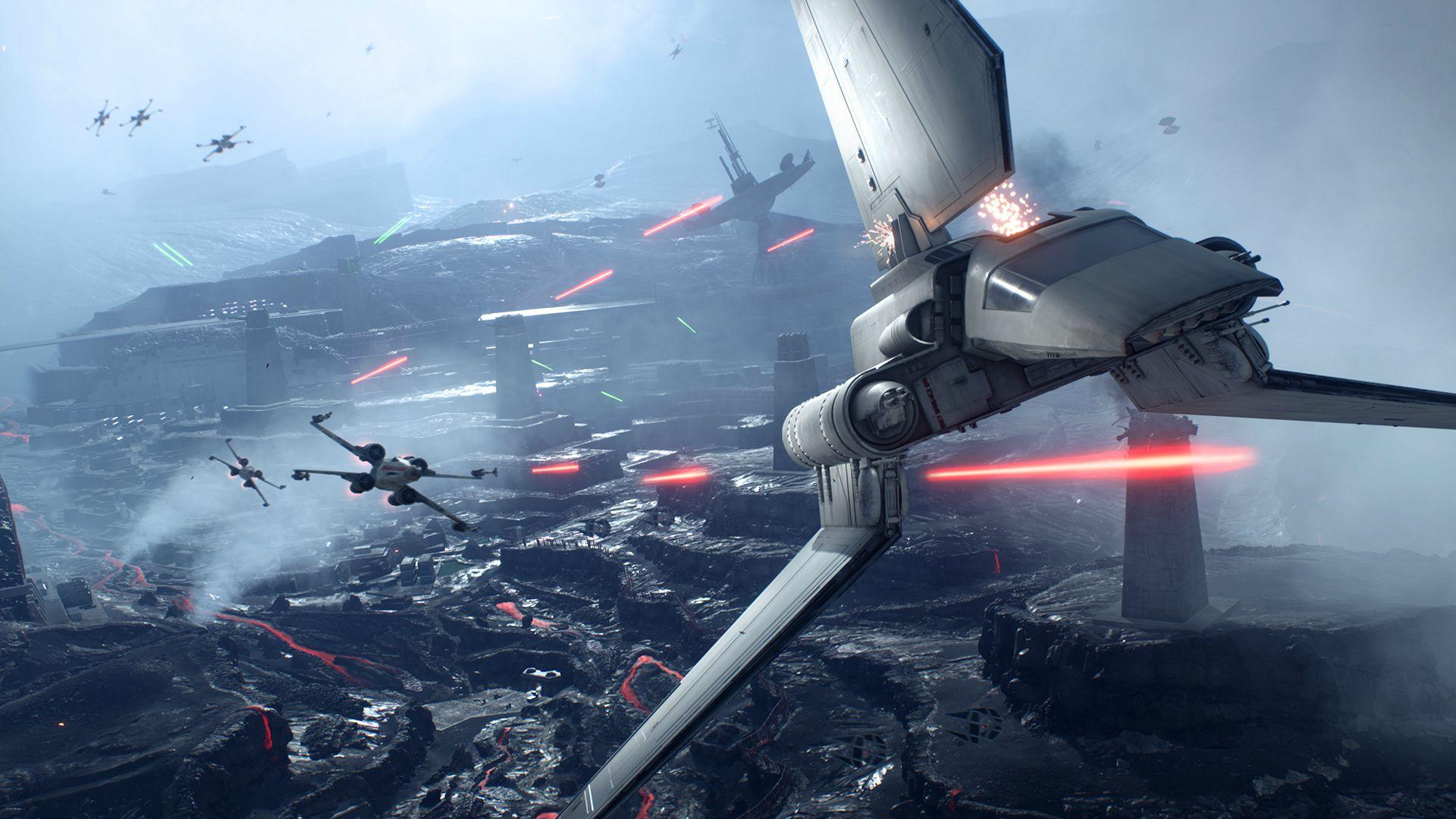 Star Wars Battlefront: EA glaubt, Spieler wünschen sich Singleplayer-Kampagne, brauchen sie aber gar nicht