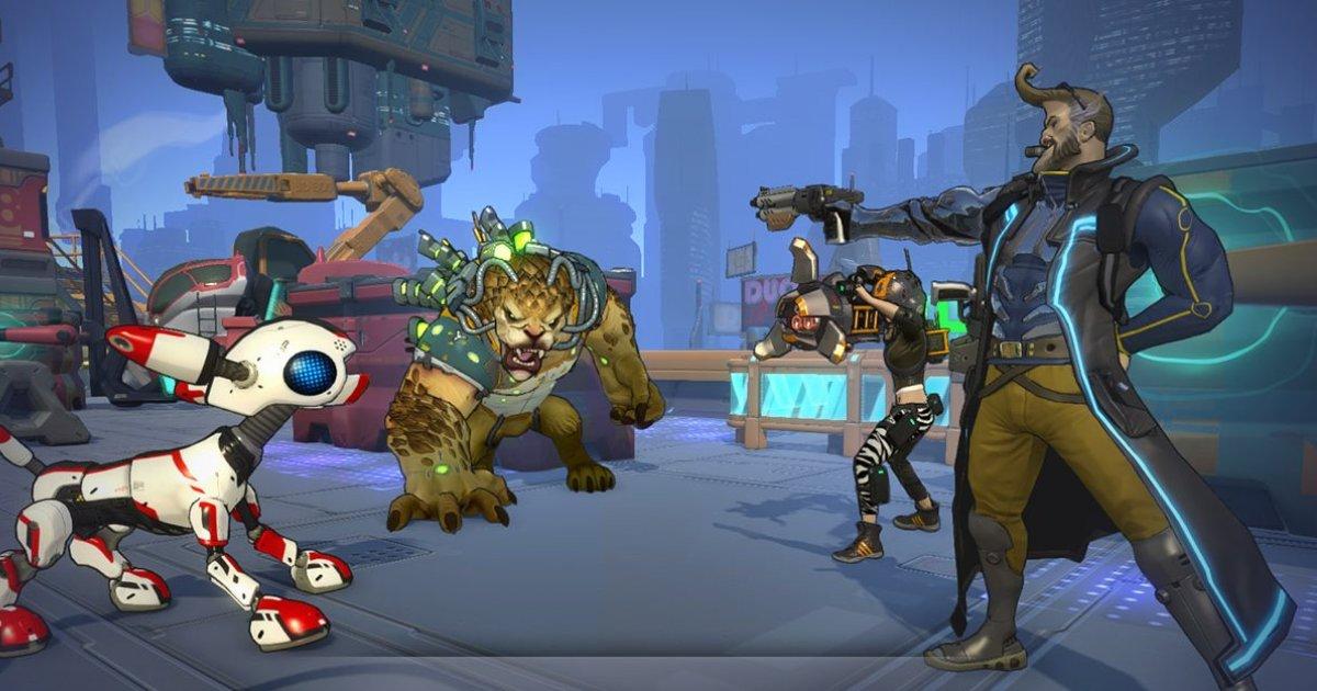 Atlas Reactor ist Trion Worlds neues Spiel