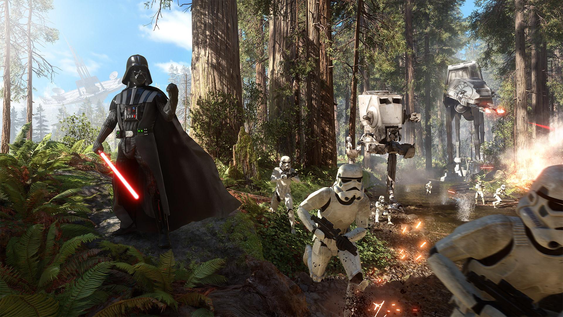 Star Wars Battlefront: Neuer Modus Vorherrschaft – Einmal Spektakel mit allem und Tie-Fightern!