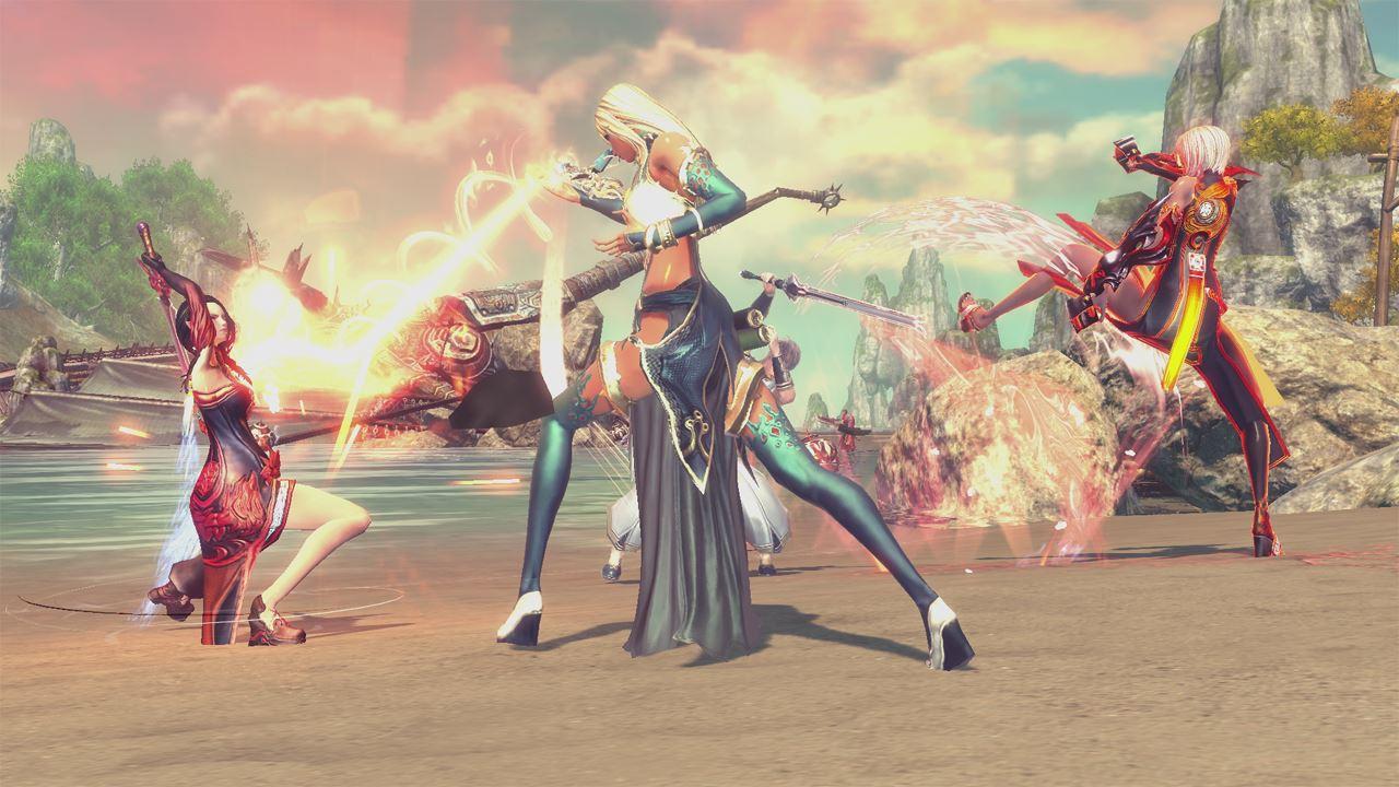 Blade & Soul: Erste Infos zum Action-Kampfsystem
