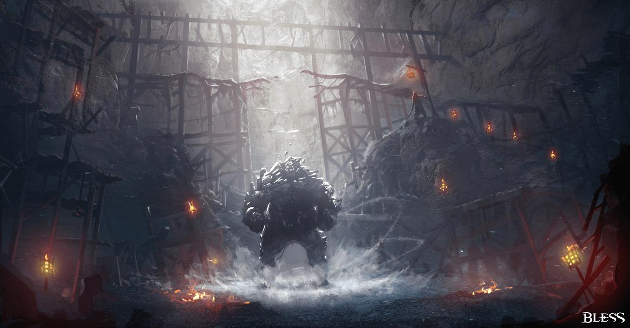 Bless Online: Koreanische MMORPG-Hoffnung kündigt dritte Closed Beta an