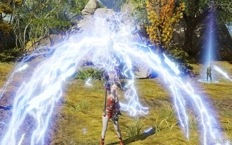 Bless: Unreal-Engine-3-MMORPG geht in letzte Closed Beta, hier ist ein Trailer