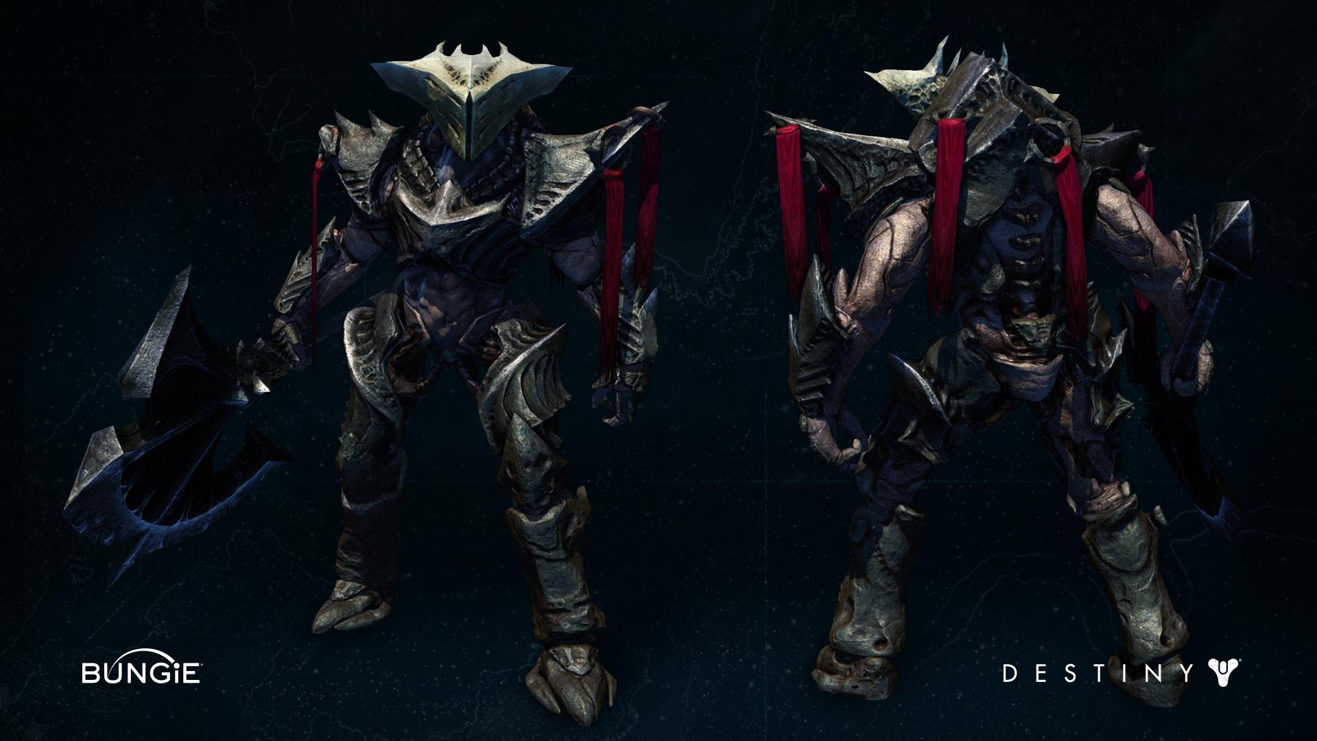 Destiny: Das wird einer der neuen Strike-Bosse in König der Besessenen