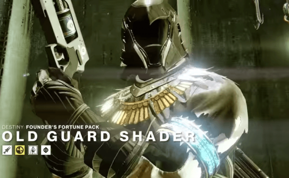 Destiny-Old-guard-Shader