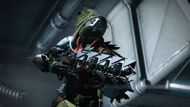 Destiny: Bungie stellt den Sleeper Simulant, neue exotische Waffe, vor
