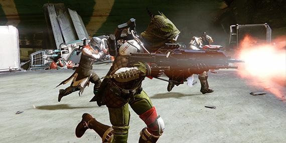 Destiny: Patch 2.0. kommt schon in 2 Wochen; Nightfall verliert Bonus und Strafe