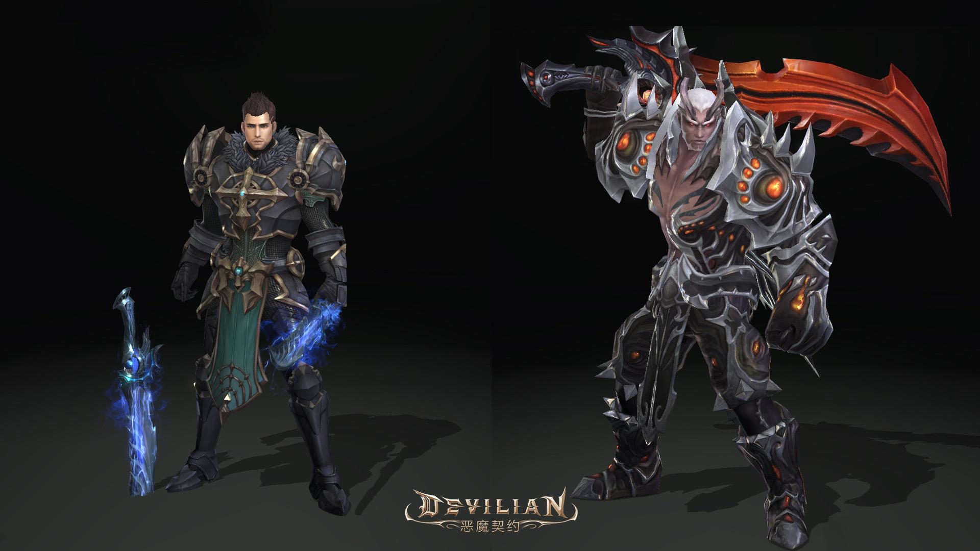 Devilian heute mit nächster Beta-Phase, wenn die Installation mal klappt