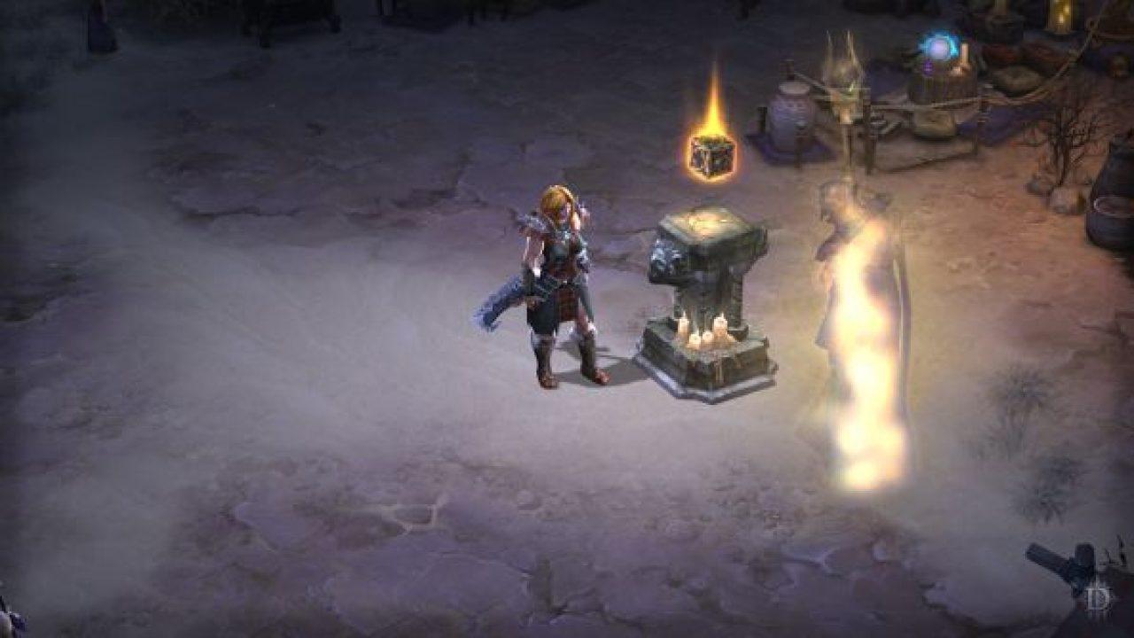 Diablo 3 die macht der drei kanais würfel