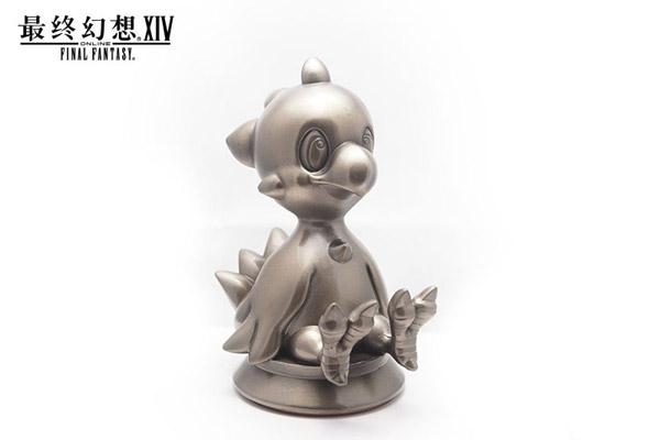 Final Fantasy XIV: Chocobofigur und mehr – so sieht die chinesische Jubliäums-Edition aus