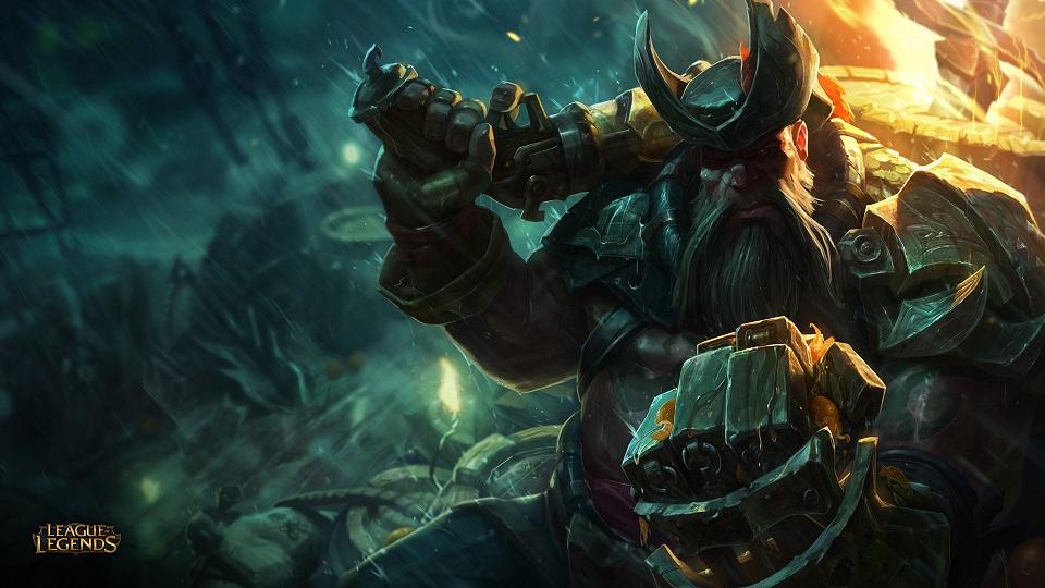 League of Legends: Gangplank lebt