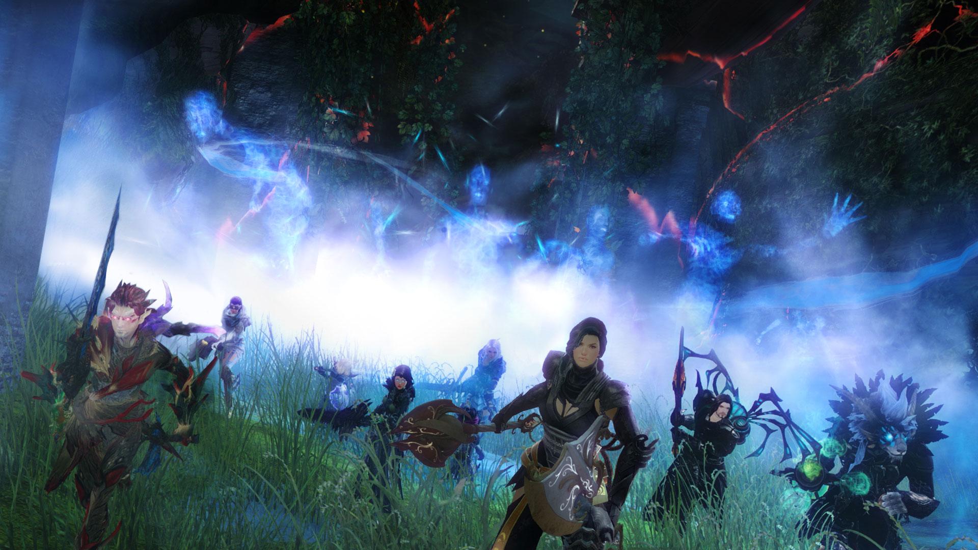 Guild Wars 2: Kommt ein Raidfinder? Was geschieht mit der alten Welt?