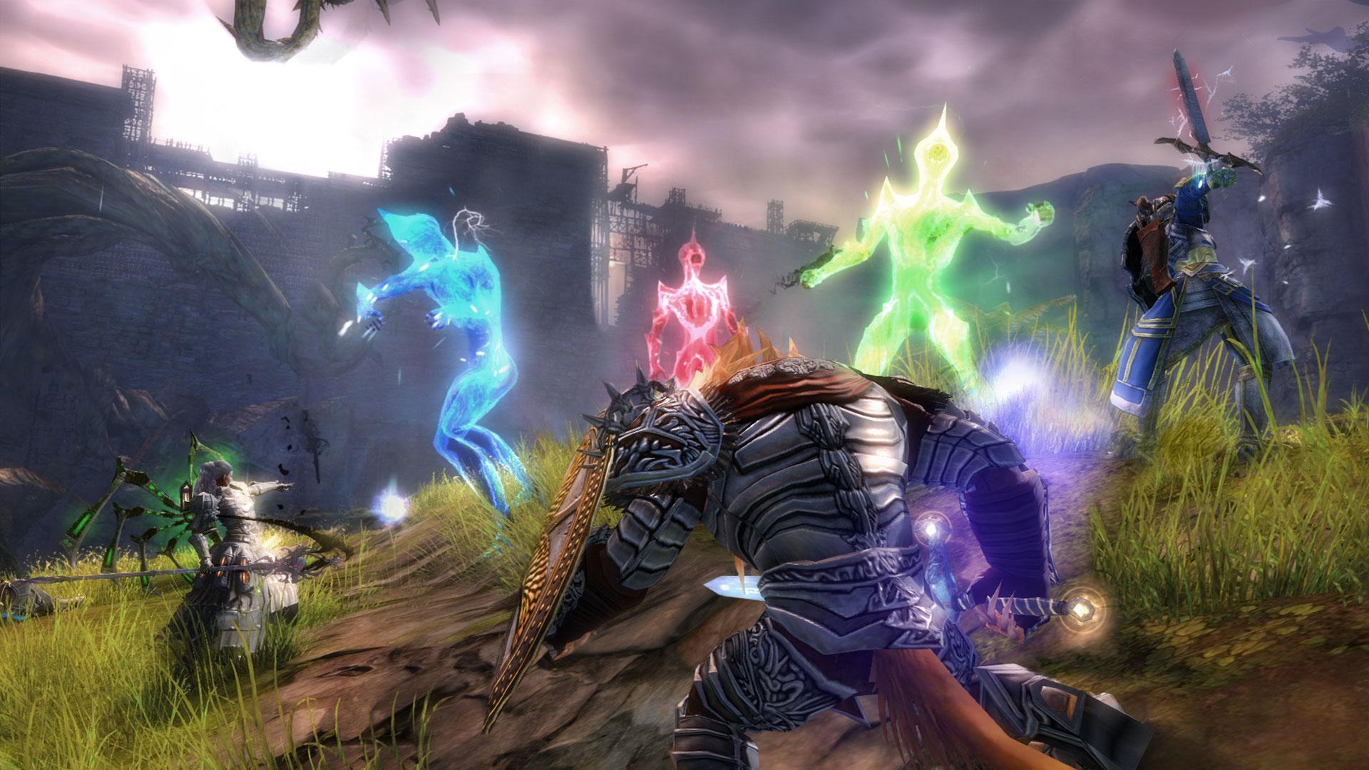 Guild Wars 2: Raids und neue Rüstungen – viele Details zu Heart of Thorns!