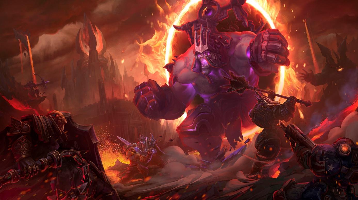 Heroes of the Storm – Neues Schlachtfeld erweckt die Höllenfürsten