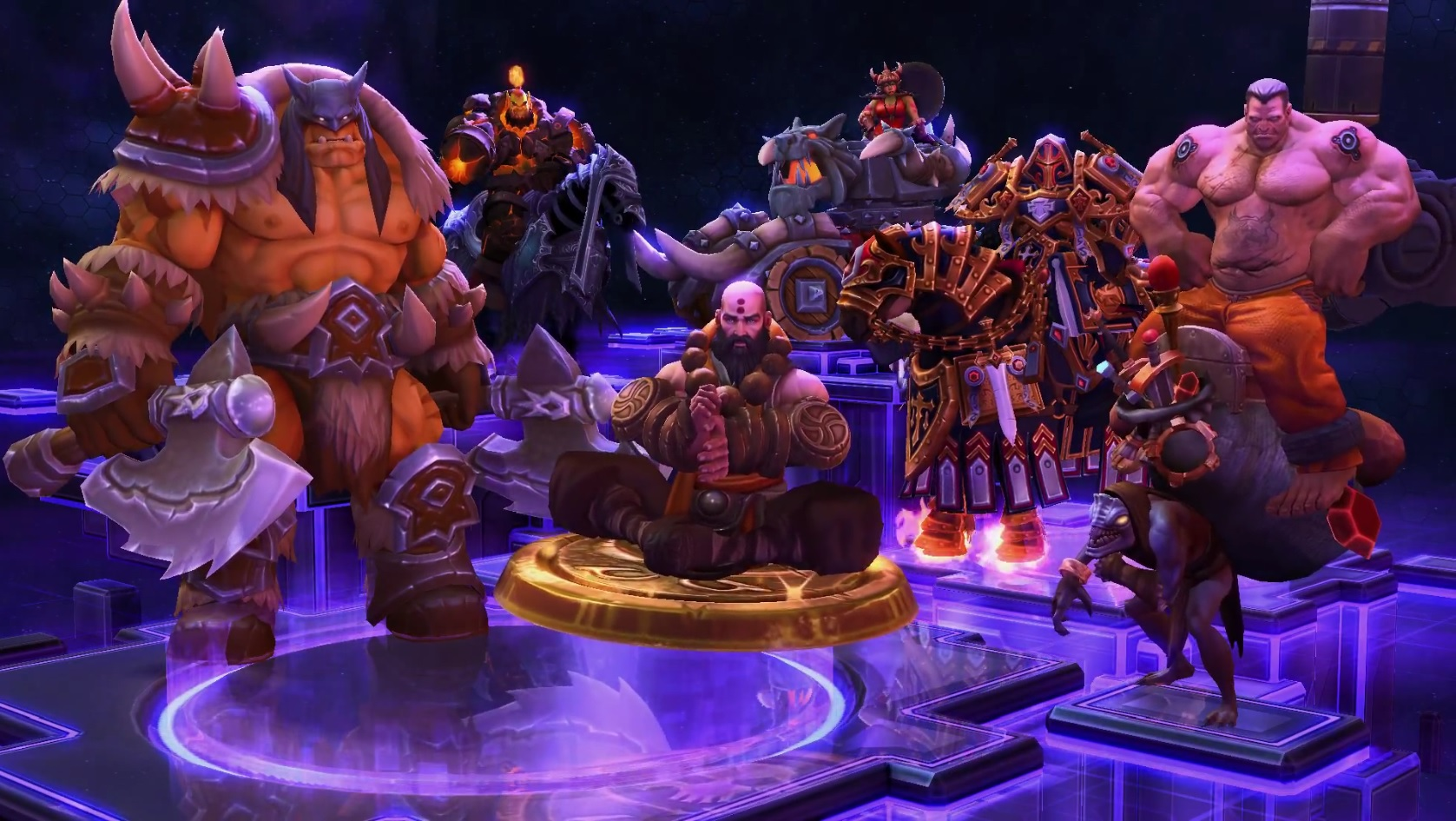 Heroes of the Storm: Jede Menge neue Skins!