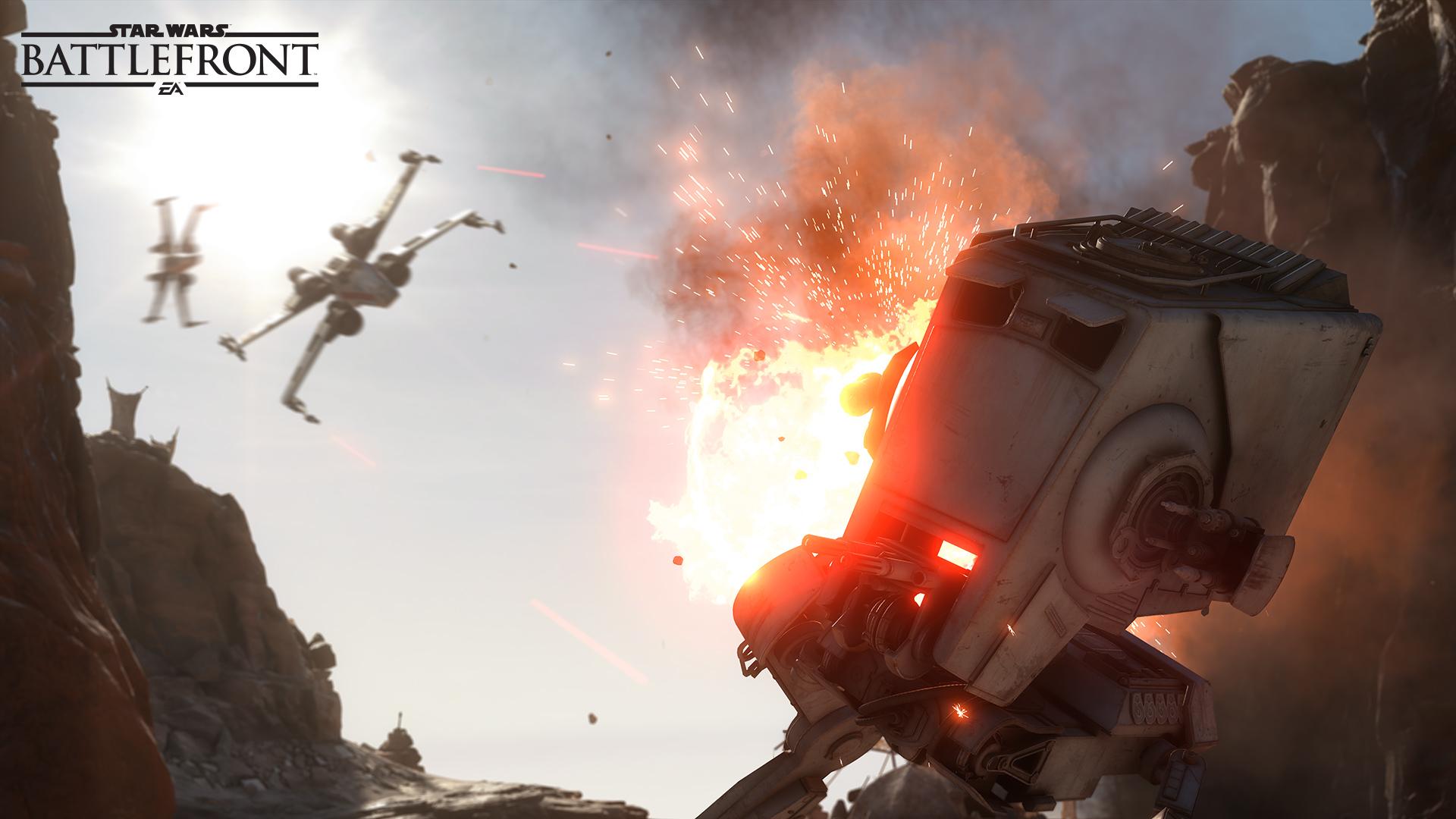 Star Wars Battlefront: Beta wird Offline-Modus haben
