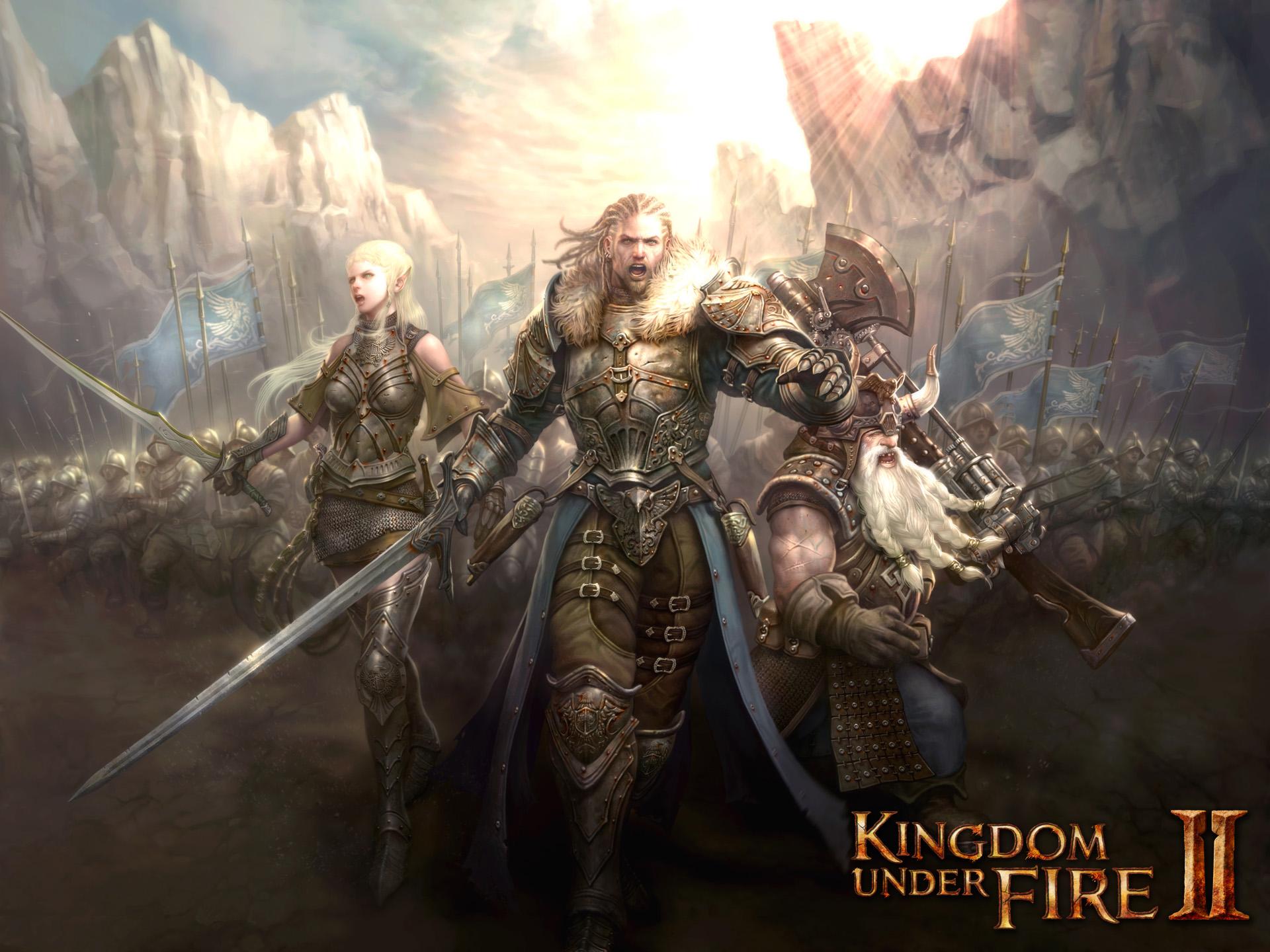 Kingdom under Fire 2 wollte die PS 4 erobern, kämpft nun mit Trailern gegen das Vergessen