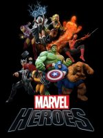 Marvel Heroes Box