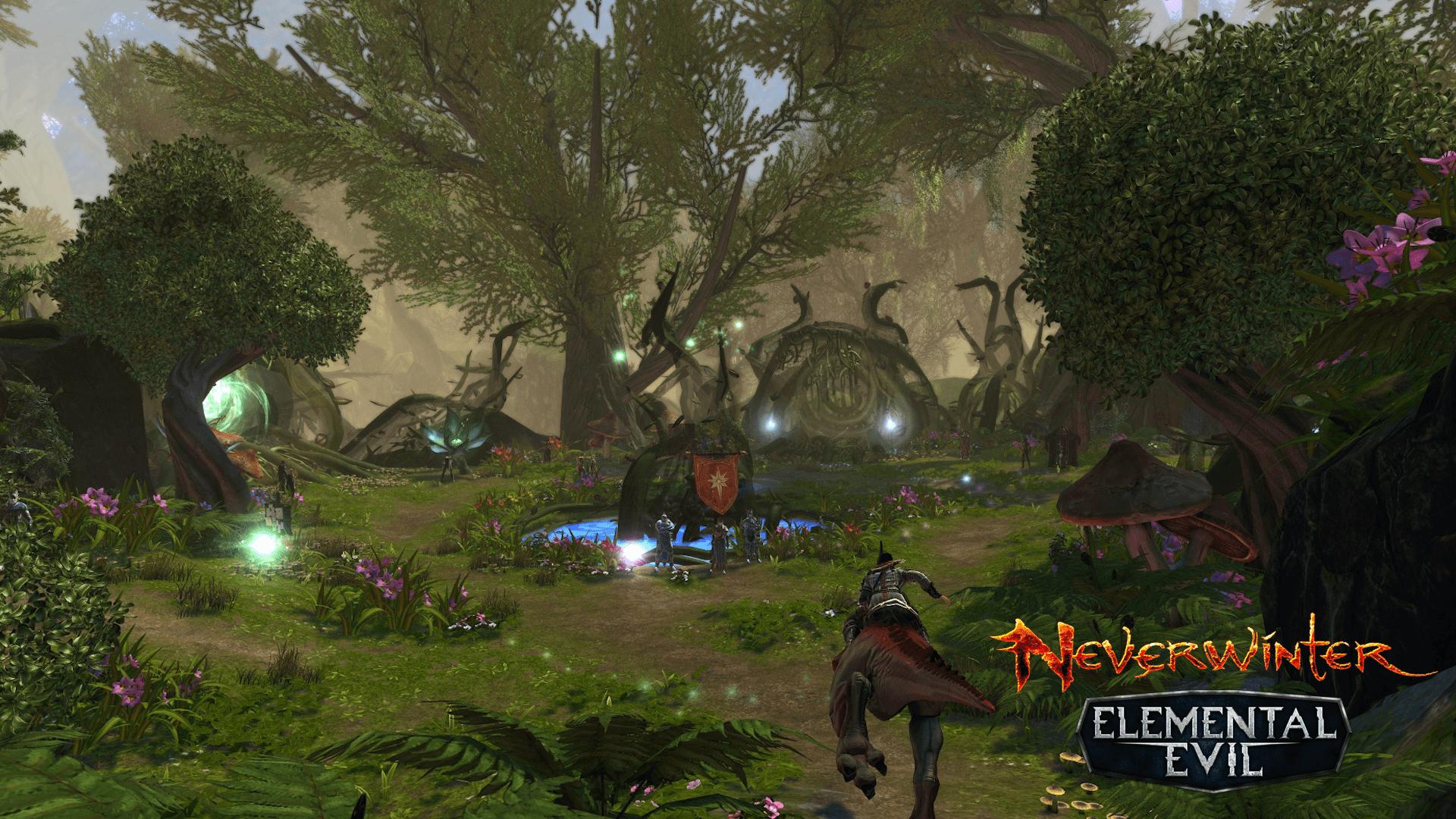 Neverwinter auf der Xbox One: Neue Klasse, neues Höchst-Level, 4 neue Endgame-Kampagnen