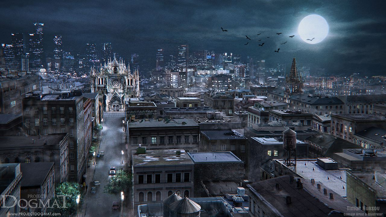 Vampir-MMORPG Dogma: Gameplay-Trailer veröffentlicht – aber Entwickler kämpfen mit finanziellen Problemen