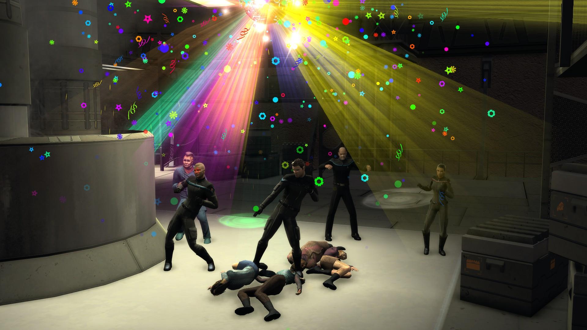 Star Trek Online: Endloser Spaß sorgt erst für Gelächter, dann für Probleme