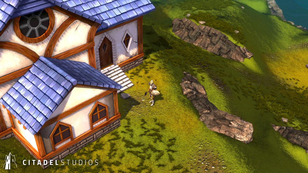 Shards Online: Test des Housing-Systems angekündigt