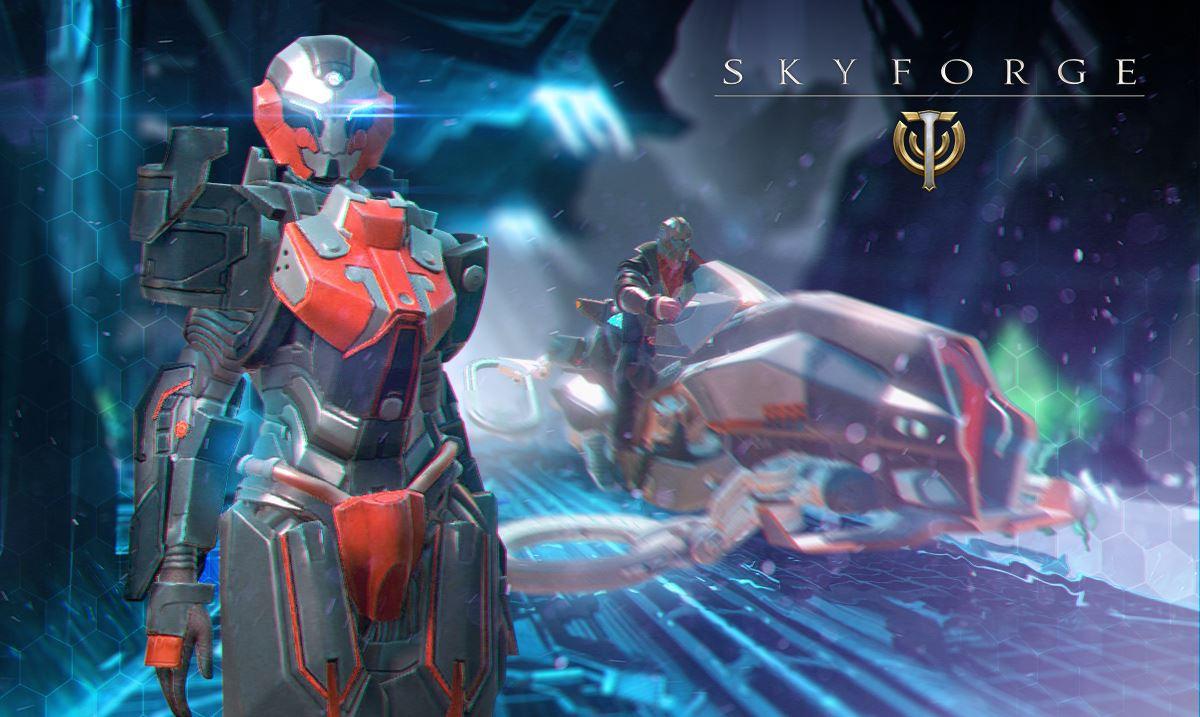 Skyforge: Zur gamescom verlosen wir 200 Geschenkpakete an Euch