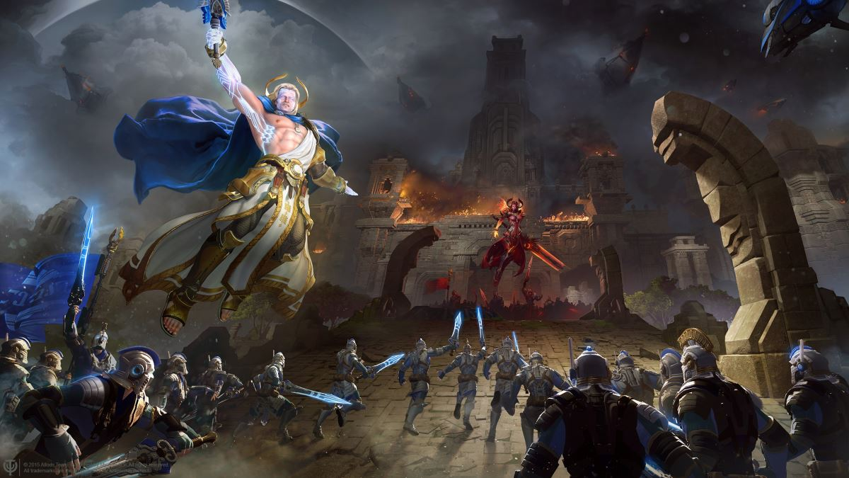 "Skyforge-Update ""Crucible of the Gods"" ist live"
